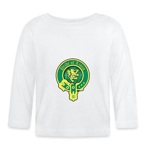 pride of lions logo - Baby Langarmshirt