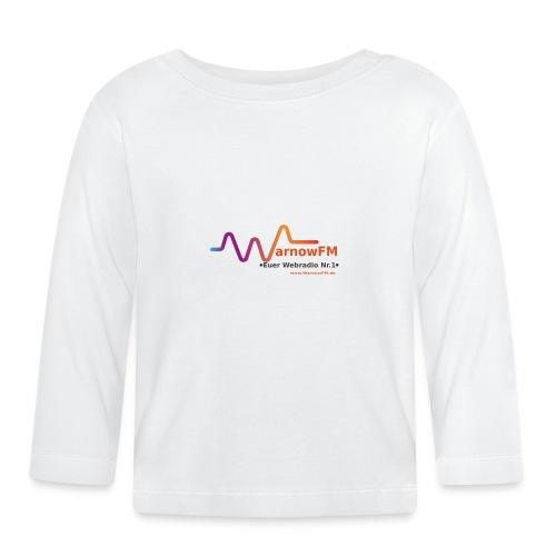 Sound Wave - Baby Langarmshirt