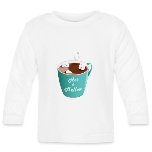 Hot & Mellow - foodcontest - Baby Long Sleeve T-Shirt