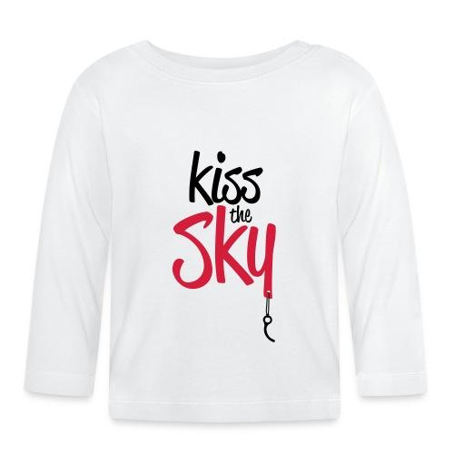 Kiss the Sky - Baby Langarmshirt