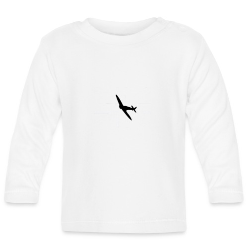 ukflagsmlWhite - Baby Long Sleeve T-Shirt