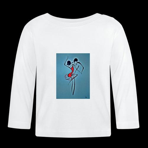 SALSA - Camiseta manga larga bebé