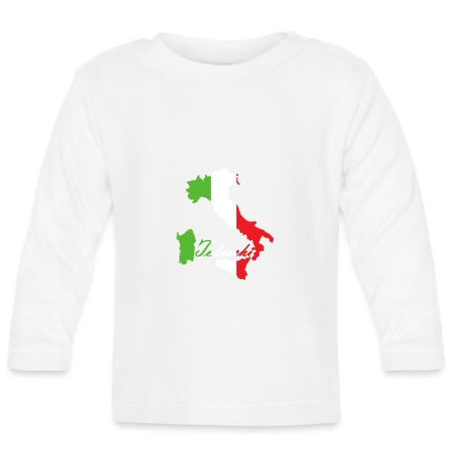 Tedeschi italie - T-shirt manches longues Bébé