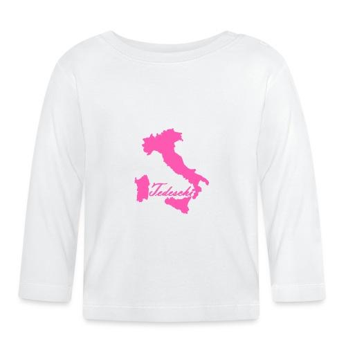 Tedeschi Rose - T-shirt manches longues Bébé