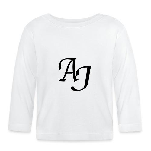AJ Mouse Mat - Baby Long Sleeve T-Shirt