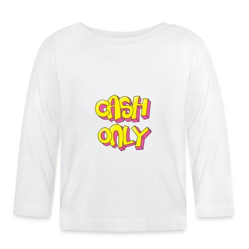 Cash only - T-shirt