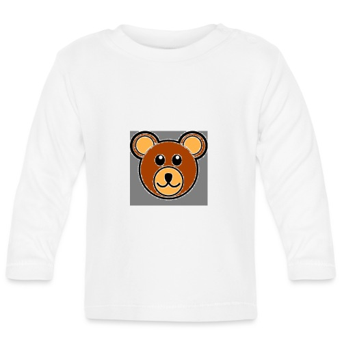 ourson bébé - T-shirt manches longues Bébé