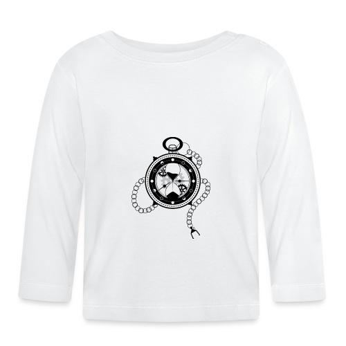 Le Temps - T-shirt manches longues Bébé