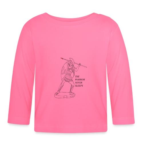 WARRIOR - Maglietta a manica lunga per bambini