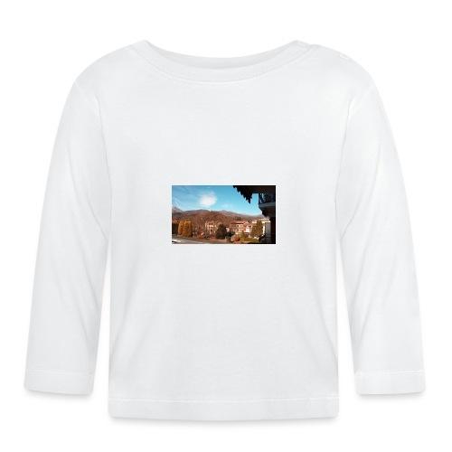 Paese - Maglietta a manica lunga per bambini