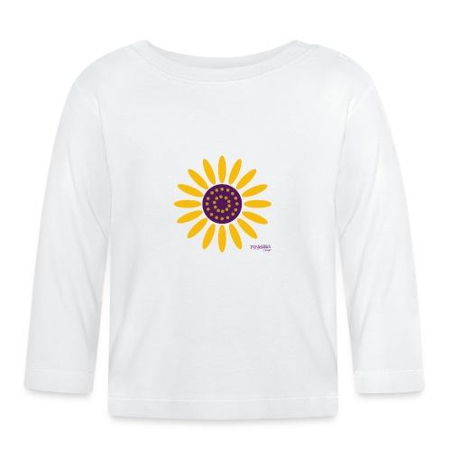 sunflower - Vauvan pitkähihainen paita