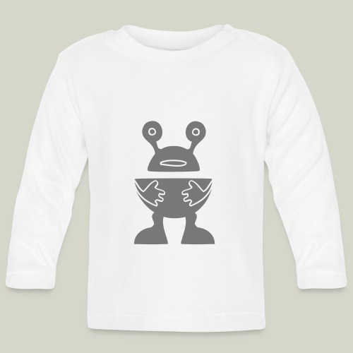 ROBOTTI - Baby Long Sleeve T-Shirt