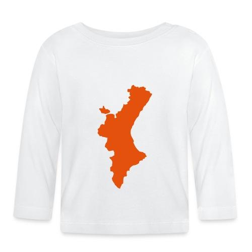València - Camiseta manga larga bebé