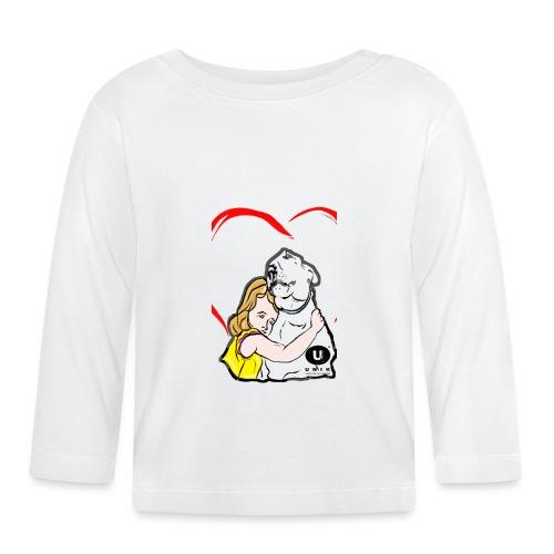 BULL TERRIER FAMILY - Maglietta a manica lunga per bambini