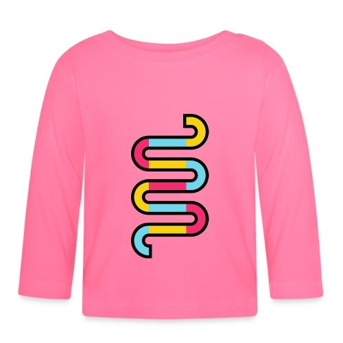 Die DNA deines Unternehmens - Baby Langarmshirt