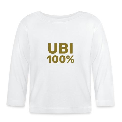 UBI 100% - Baby Long Sleeve T-Shirt