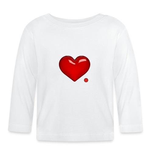 Love - Maglietta a manica lunga per bambini
