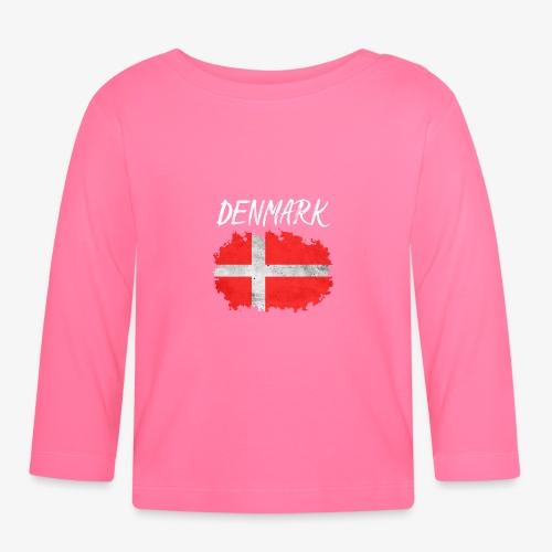 Denmark - Baby Langarmshirt