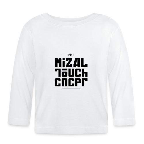 Logo MiZAL Touch Concept - T-shirt manches longues Bébé