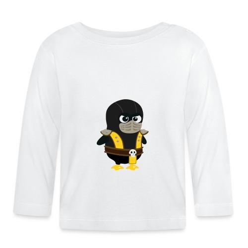 Pingouin Mortal Scorpion - T-shirt manches longues Bébé