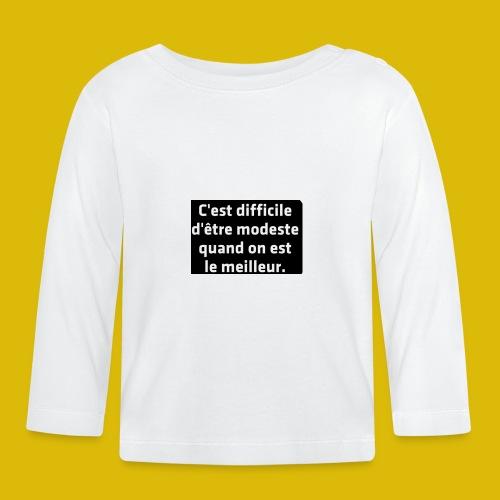 PAR FEE - T-shirt manches longues Bébé