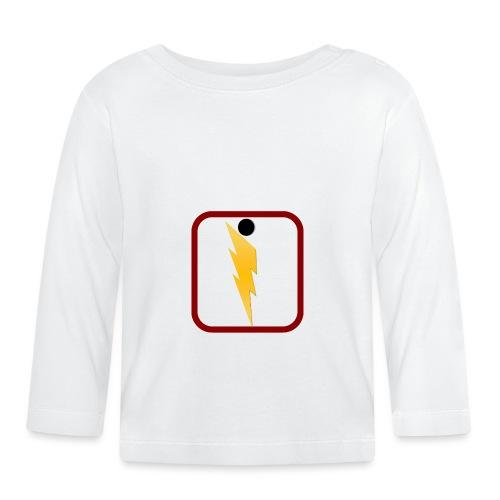 Foudre de Taranicité - T-shirt manches longues Bébé
