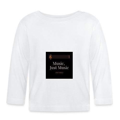 music - T-shirt manches longues Bébé