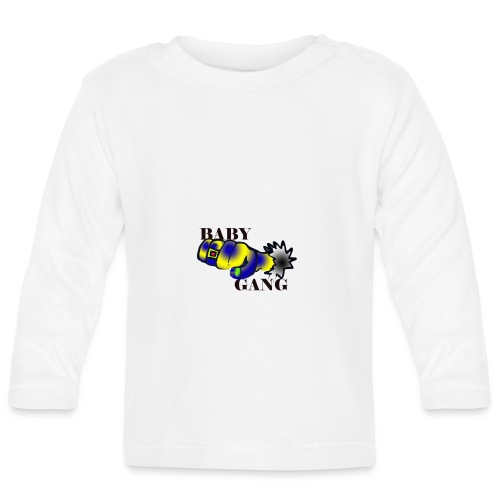 BABY GANG - Maglietta a manica lunga per bambini