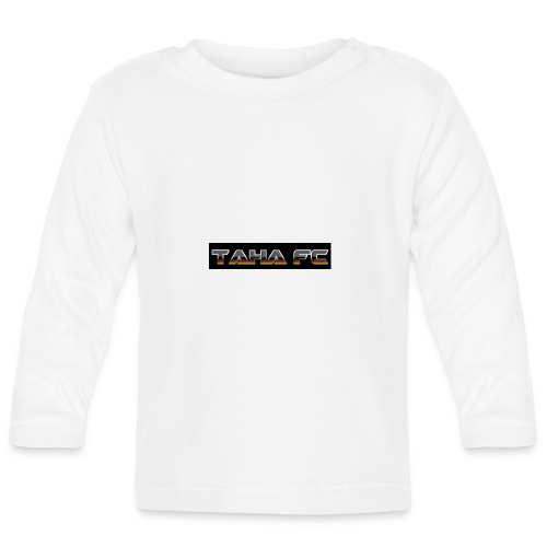 TAHA FC MERCH - Baby Long Sleeve T-Shirt