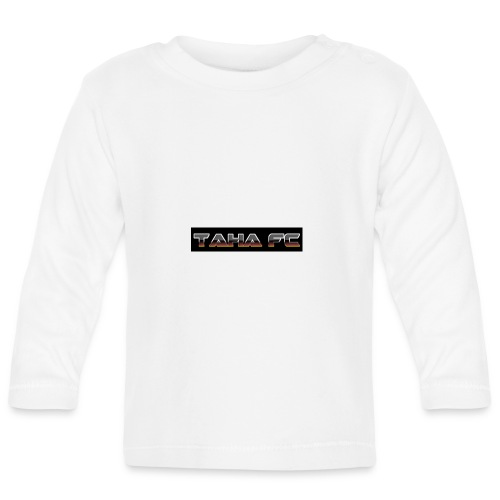 TAHA FC MERCH - Baby Long Sleeve T-Shirt