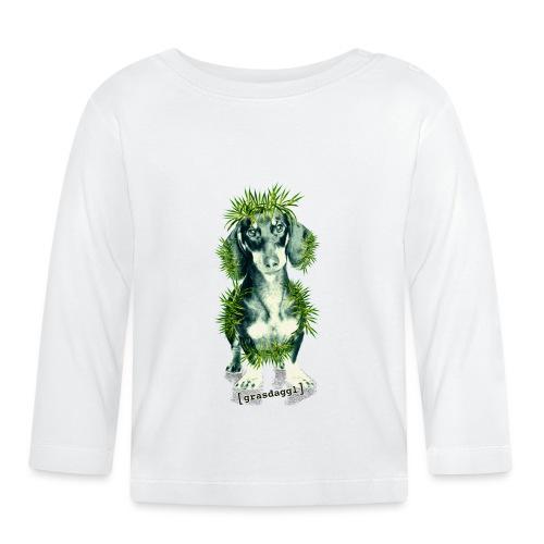Grasdackel - Baby Langarmshirt