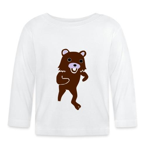 new Idea 15142400 - Koszulka niemowlęca z długim rękawem