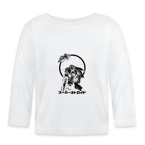 Interstellar Bounty Hunter - Vauvan pitkähihainen paita