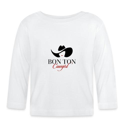 Bon Ton - Maglietta a manica lunga per bambini