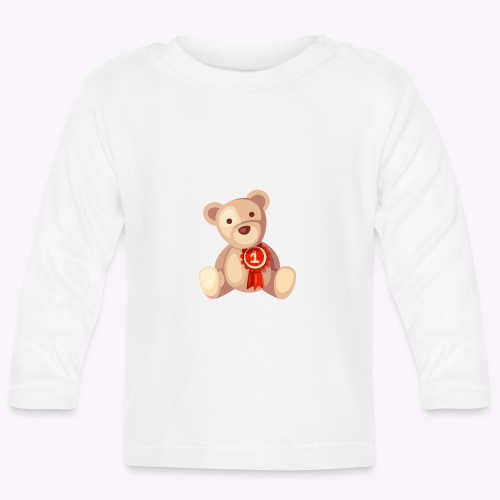 Teddy Bear - Baby Long Sleeve T-Shirt