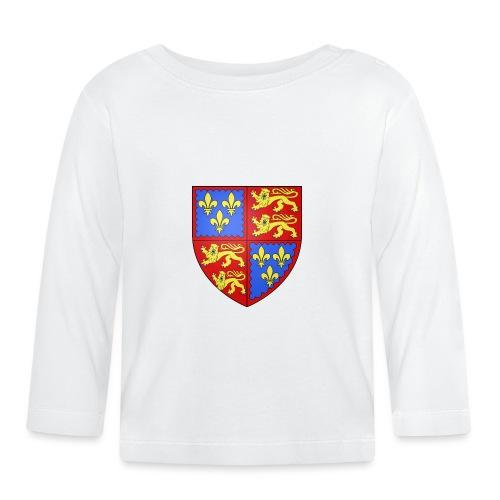 Blason_Charles_de_France_-1446-1472-_duc_de_Norman - T-shirt manches longues Bébé
