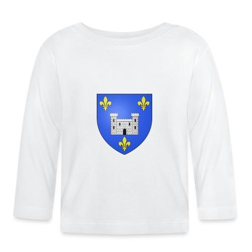 Blason château - T-shirt manches longues Bébé
