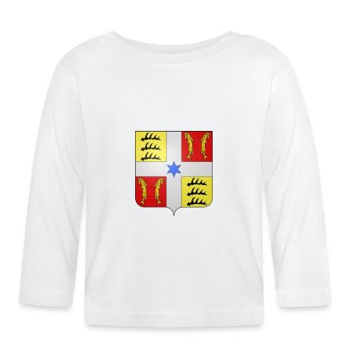 Blason Montbéliard - T-shirt manches longues Bébé