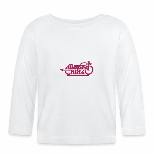 Moped Kids / Mopedkids (V1) - Baby Long Sleeve T-Shirt