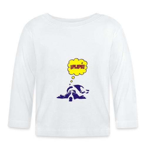 fiple - Camiseta manga larga bebé
