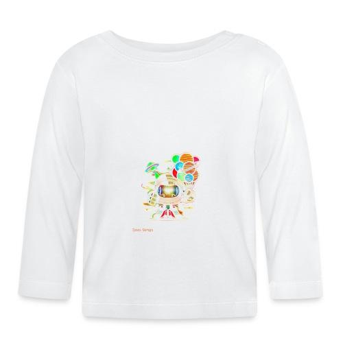 Spagrg00001 - Camiseta manga larga bebé
