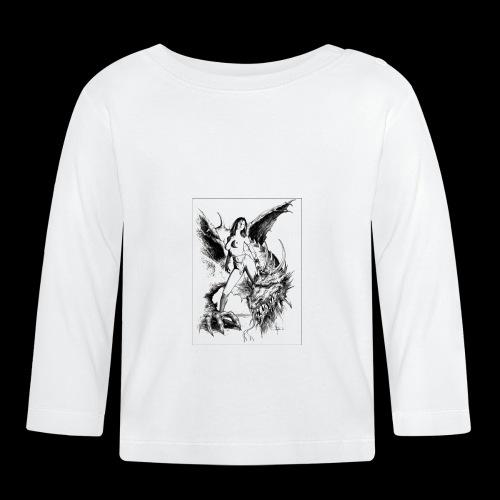 FANTASY 7 - Baby Langarmshirt