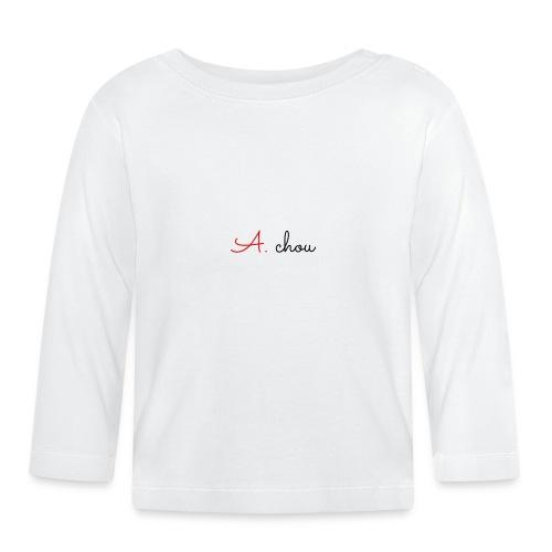 A. chou - T-shirt manches longues Bébé