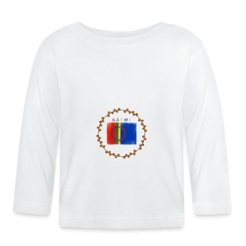 Sapmi - Langarmet baby-T-skjorte