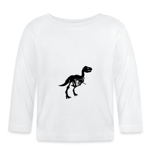 tyrannosaurus rex - Baby Langarmshirt