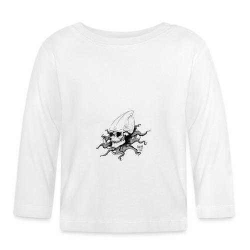 Alien BONE SQL - Ink - Baby Long Sleeve T-Shirt