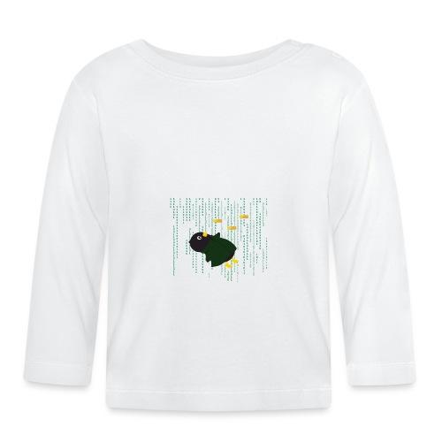 Pingouin Bullet Time - T-shirt manches longues Bébé