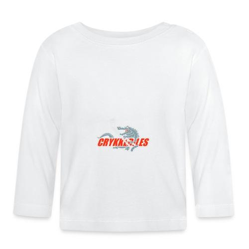 crykkedilescs - Langærmet babyshirt