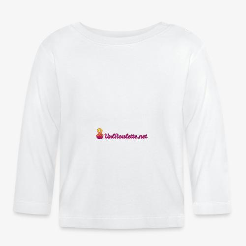 UrlRoulette Logo - Baby Long Sleeve T-Shirt