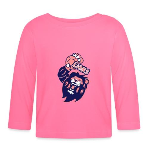 Lions Handball - T-shirt manches longues Bébé